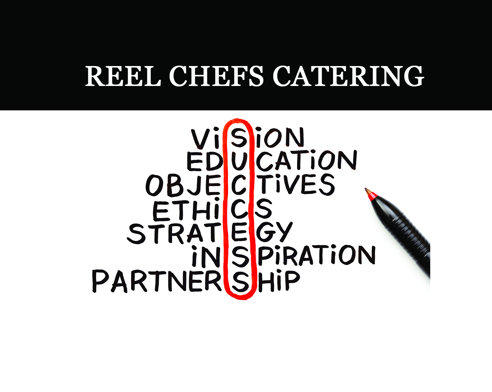 Reel Chefs About Slider