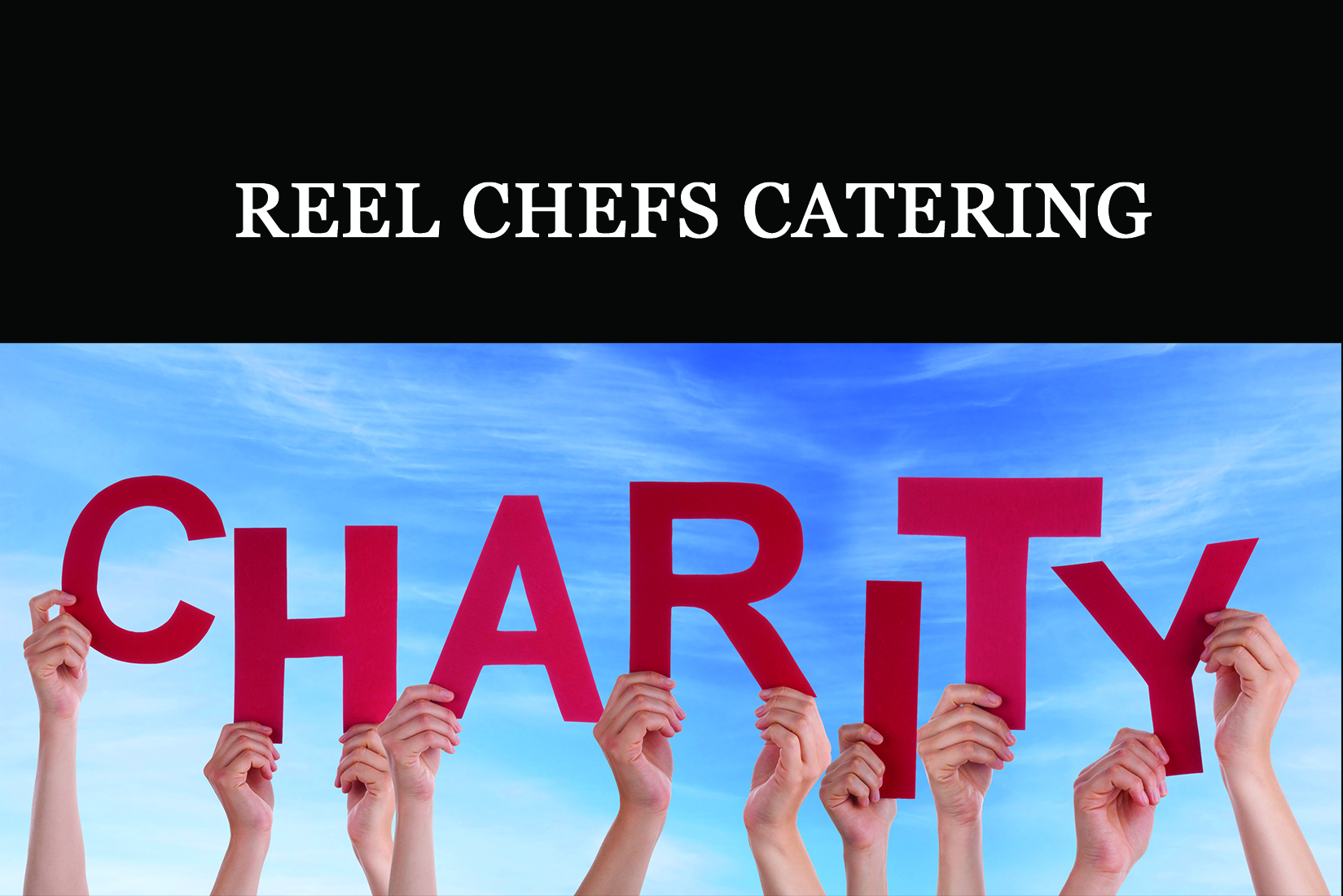 Reel Chefs Charities Slider