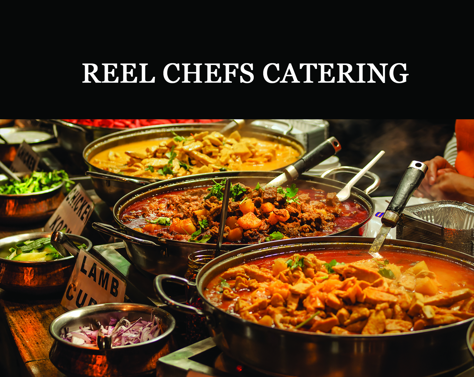 Reel Chefs Catering