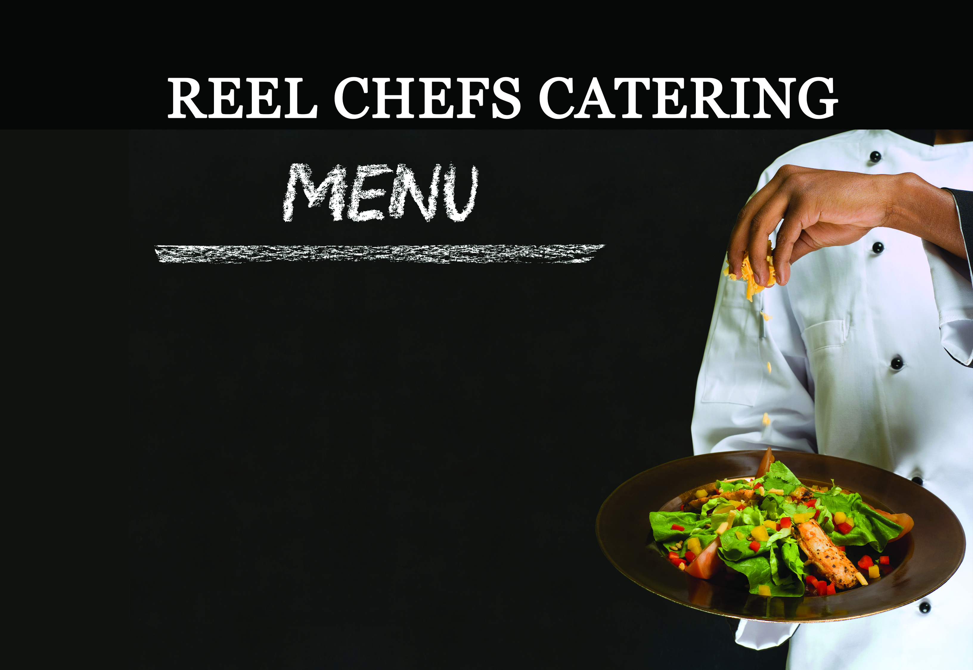 Reel Chefs Menu Slider